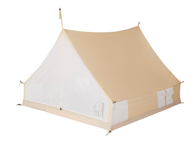 Nordisk Inner Cabin - Enveloppe extérieure de tente - beige